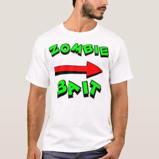 Ich bin mit dem Zombie-Köder T-Shirt