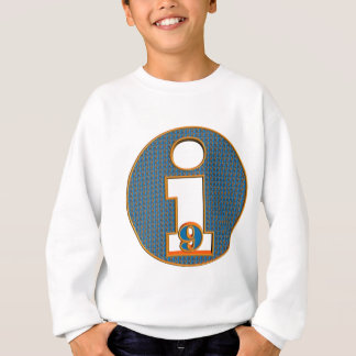 Ich bin neun 9. Geburtstags-Geschenke Sweatshirt