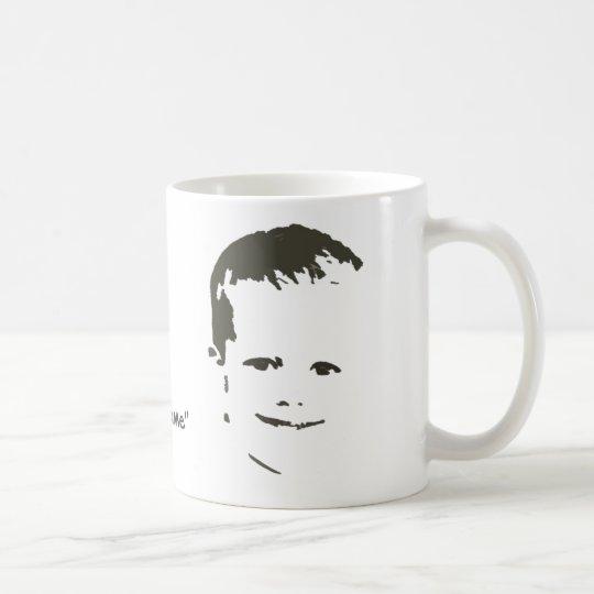 Ich bin nicht Autismus Kaffeetasse