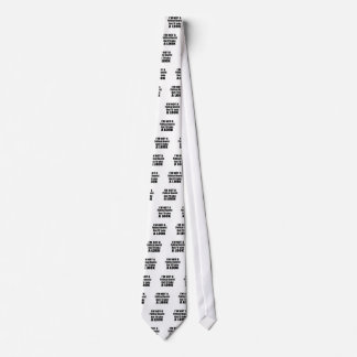 Ich bin nicht politischer Theoretiker, aber ich Personalisierte Krawatten