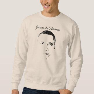 Ich bin Obama Sweatshirt