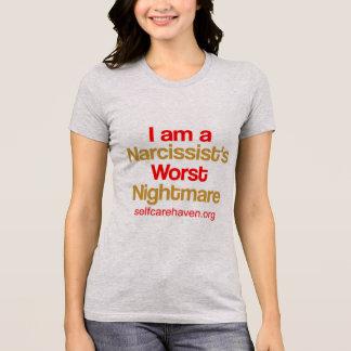 Ich bin schlechtestes der Albtraum-Shirt eines T-Shirt