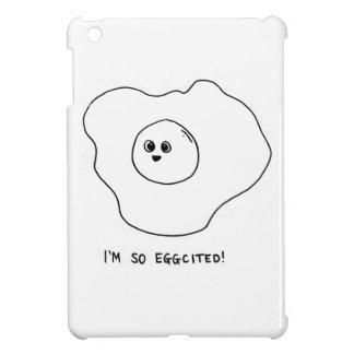 Ich bin so Eggcited iPad Mini Hülle