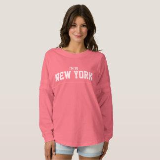 Ich bin SO niedliches Zitat Jersey NEW YORK [IHRE