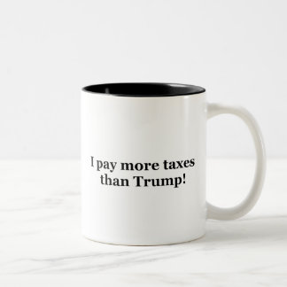 Ich bin so reich… Tasse