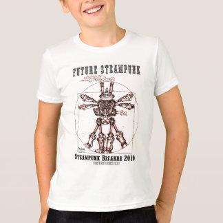 ICH BIN STEAMPUNK ROBOTER T-Shirt