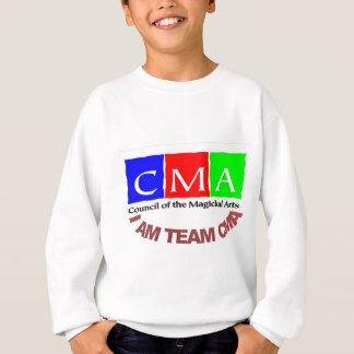 Ich bin Team CMA Sweatshirt