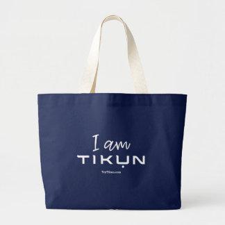 Ich bin Tikun große Tasche