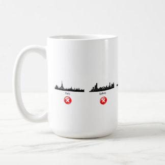 Ich bin von Berlin Kaffeetasse