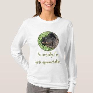 Ich bin ziemlich zugänglich T-Shirt