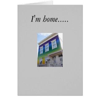 Ich bin Zuhause ..... Karte