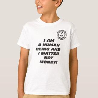 Ich des Kindes bin ein Mensch-T - Shirt