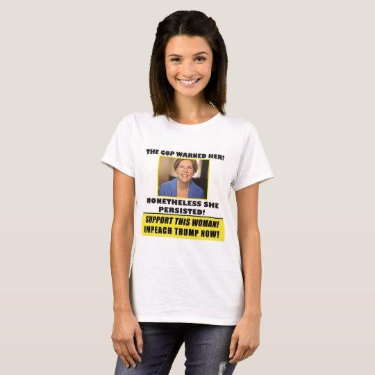 Ich erhalte mit einbezogen! T-Shirt