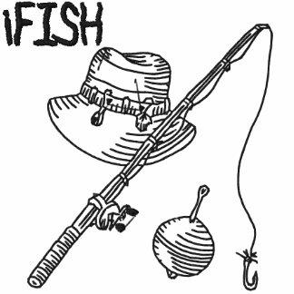 Ich fische
