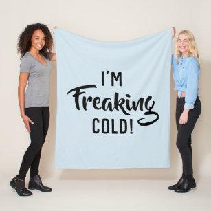 Ich flippe kalte Decke aus