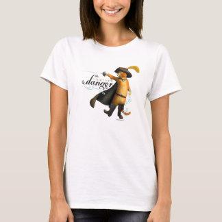 Ich flirte mit Gefahr (Farbe) T-Shirt