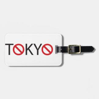 Ich gehe nach Tokyo Kofferanhänger