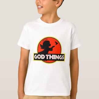 Ich glaube an Gott-Sachen - Engelchen T-Shirt