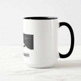 Ich glaube an wirkliche Karate-Tasse Tasse