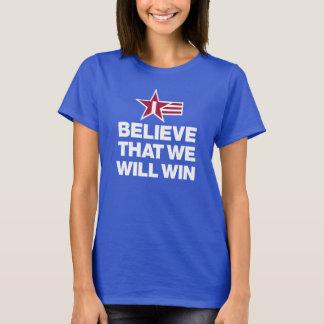 Ich glaube, dass wir den T - Shirt der