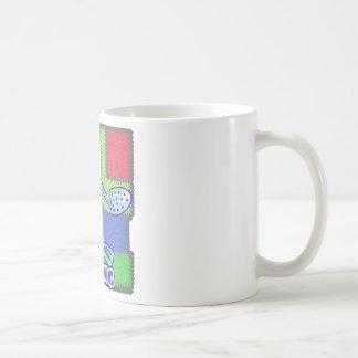 Ich grabe Kochgeräte Kaffeetasse