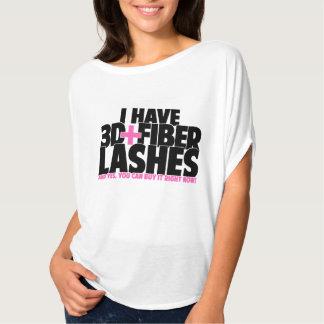 Ich habe 3d + Faser-Peitschen T-Shirt