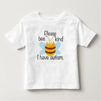 Ich habe Autismus-Kleinkind Kleinkinder T-shirt