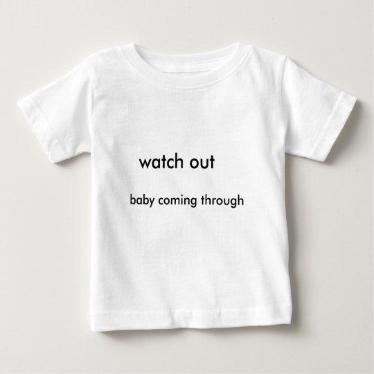 Ich habe ein Baby Baby T-shirt