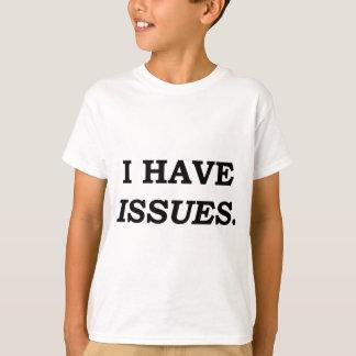 ICH HABE FRAGEN T-Shirt