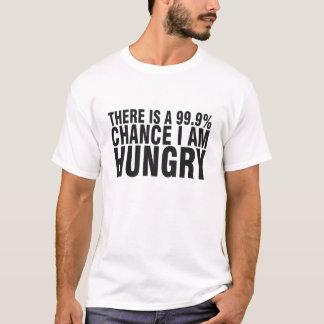 Ich habe Hunger. T - Shirt