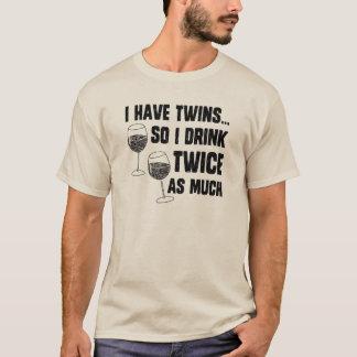ICH HABE ZWILLINGE T-Shirt