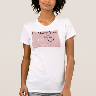 Ich heirate Sie, Liam Hemsworth T-Shirt