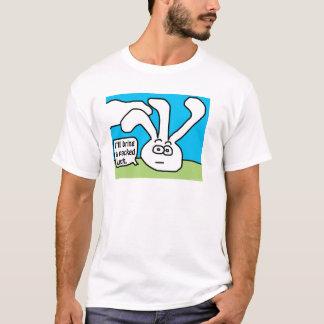 Ich hole ein verpacktes Mittagessen T-Shirt
