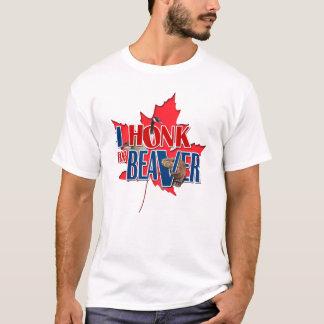Ich Honk für Biber T-Shirt