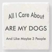 Ich interessiere mich für meine Hunde