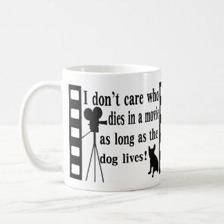 Ich interessiere mich nicht Tasse