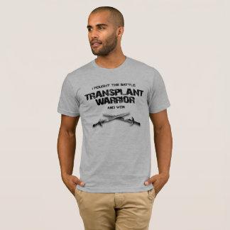 Ich kämpfte den Kampf und gewinne - T-Shirt