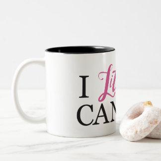 Ich kann buchstäblich nicht Tasse