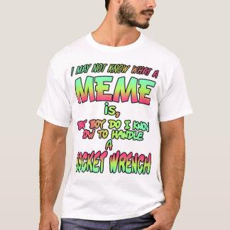 Ich kann möglicherweise nicht wissen, was ein T-Shirt