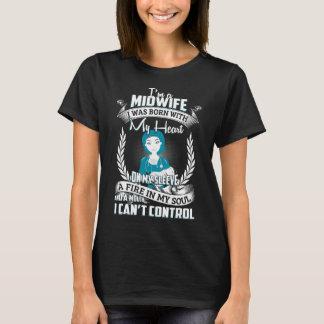 Ich kann nicht Kontrolle mein Mund T-Shirt
