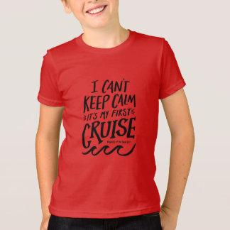 Ich kann Ruhe, es nicht behalten bin mein erstes T-Shirt