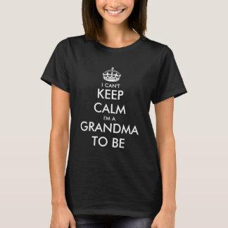 Ich kann Ruhe nicht behalten, die ich eine T-Shirt