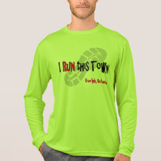 Ich lasse diese Stadt - kundenspezifischen T-Shirt