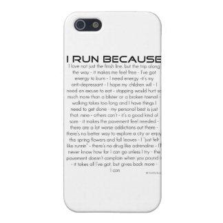 Ich laufe weil hülle fürs iPhone 5