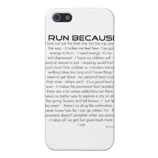 Ich laufe weil schutzhülle fürs iPhone 5