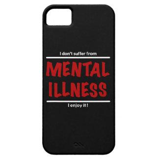 Ich leide nicht unter Geisteskrankheit, ich Barely There iPhone 5 Hülle
