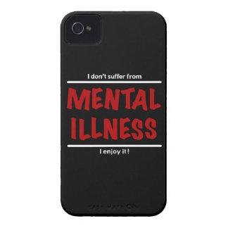 Ich leide nicht unter Geisteskrankheit, ich iPhone 4 Case-Mate Hüllen