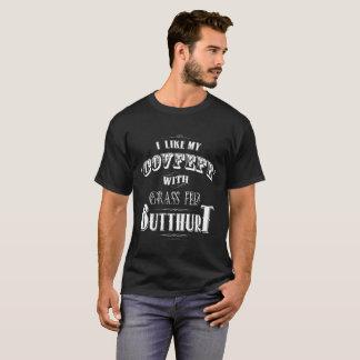ICH MAG MEIN COVFEFE MIT BÄUERISCHEM BUTTHURT T-Shirt
