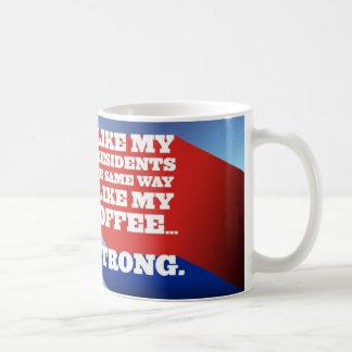 Ich mag meine Präsidenten… Tassen