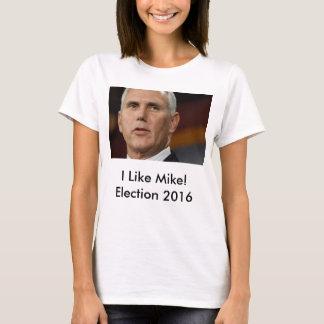 Ich mag Mike T-Shirt